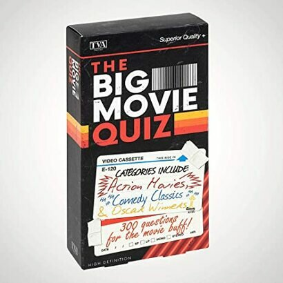 Big movie quiz