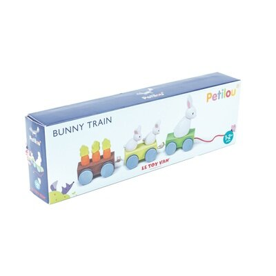 Bunny train 1