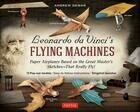 Leonardo da vincis flying machines kit