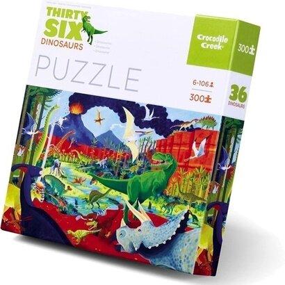 Puzzle dinosauri 300 kom