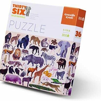 Puzzle divlje životinje 300 kom