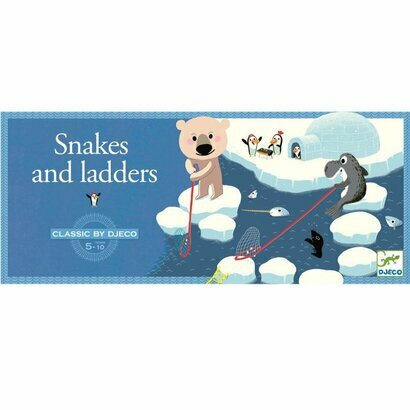 Društvena igra zmija i ljestve