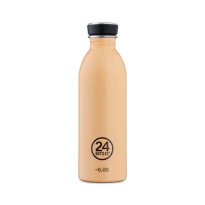 Boca za vodu 24bottle peach orange 500 ml
