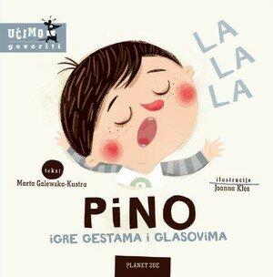 Pino igre gestama i glasovima
