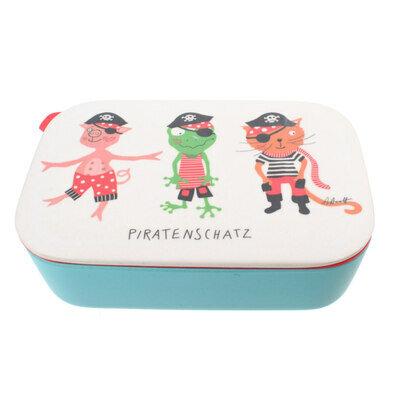 Lunchbox classic kutija za ručak pirat