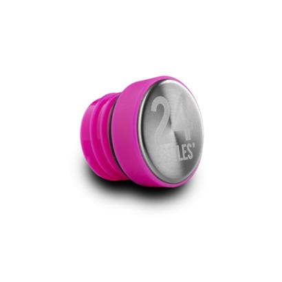 Čep od nehrđajućeg čelika 24bottle urban pink