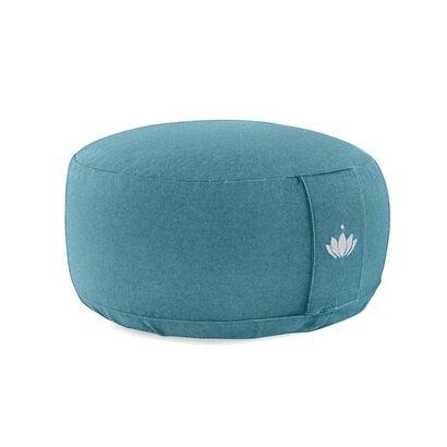 Jastuk za meditaciju 15 cm petrolej