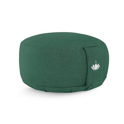 Jastuk za meditaciju 15 cm zeleni