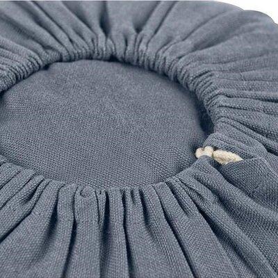 Jastuk za meditaciju 10 cm plavi 1
