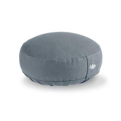 Jastuk za meditaciju 10 cm plavi