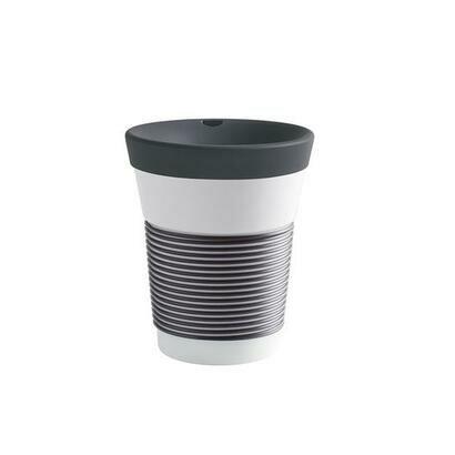 Cupit šalica i poklopac 0 35 l crna