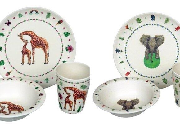 Setovi slon i žirafa