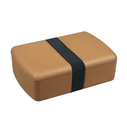 Kutija za užinu toffee smeđa