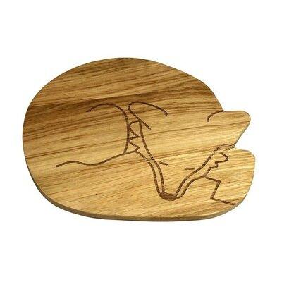 Drveni pladanj lisica