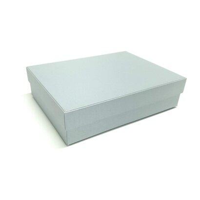 Poklon kutija classic siva