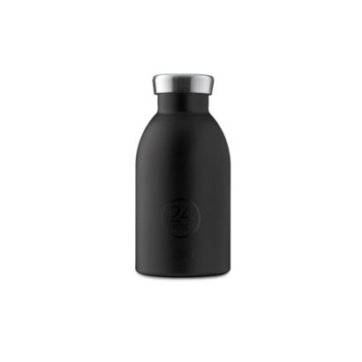 Termos boca 24bottle tuxedo black 330 ml