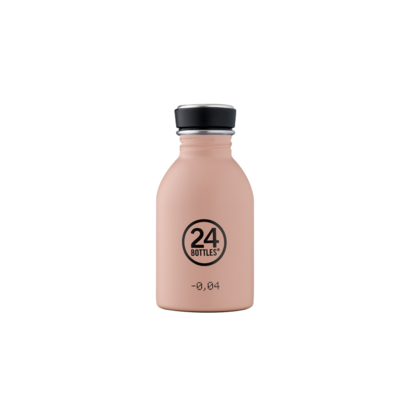 Boca za vodu stone dusty pink 250 ml