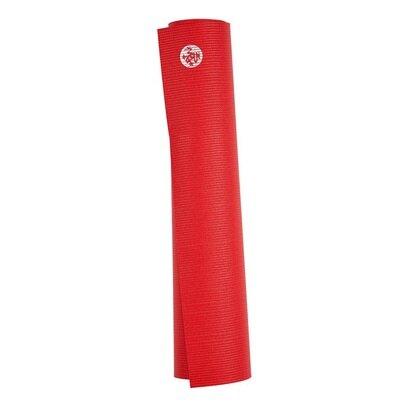 Manduka prolite solid red 180 cm