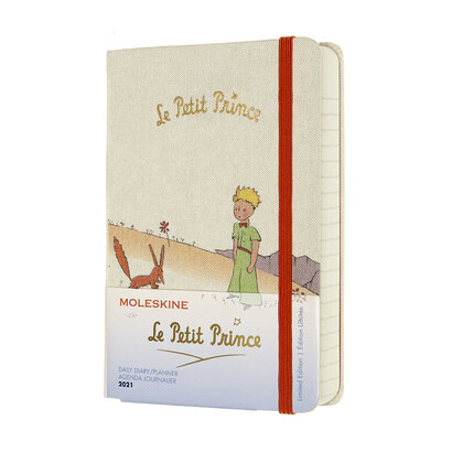 Planer dnevni mali princ 9 ×14 cm