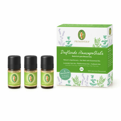 Paket get well with essential oils