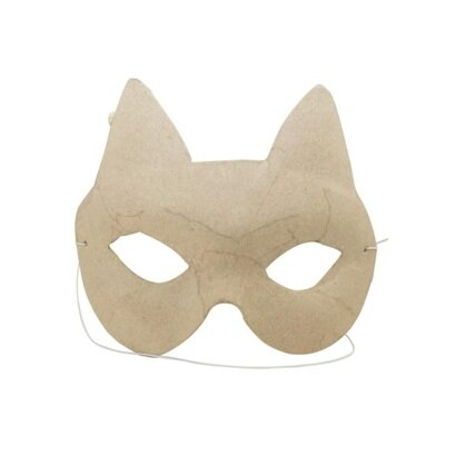 Dječja kartonska maska