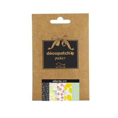 Decopatch papiri set br 17