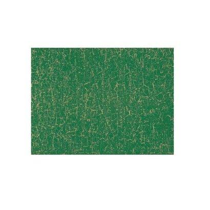 Decopatch papir zeleno zlatni
