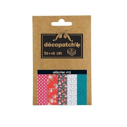 Decopatch papiri set br 2