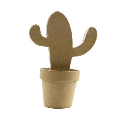 Kartonski kaktus western