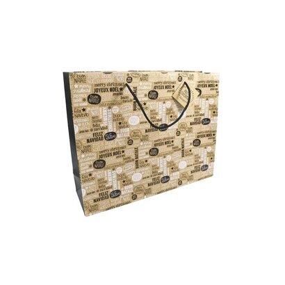 Poklon vrećica cosy b w 35 × 10 × 27 5 cm