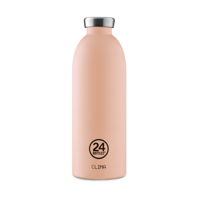 Termos boca 24bottle stone dusty pink 850 ml