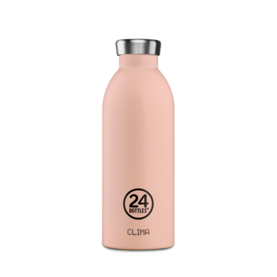 Termos boca 24bottle stone dusty pink 500 ml