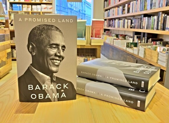 Obama a promised land