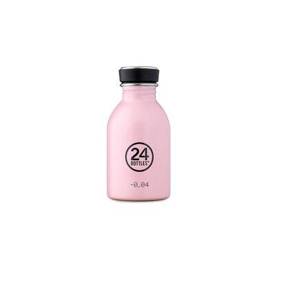 Boca za vodu 24bottle candy pink 250 ml