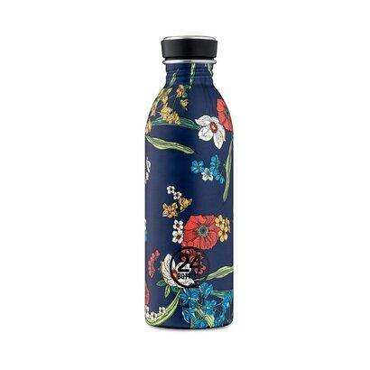 Boca za vodu 24bottle denim bouquet 500 ml