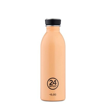 Boca za vodu 24bottle peach orange 500 ml