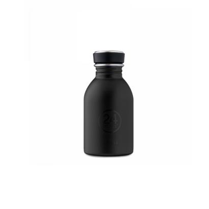 Boca za vodu 24bottle tuxedo black 250 ml