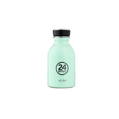Boca za vodu 24bottle aqua green 250 ml