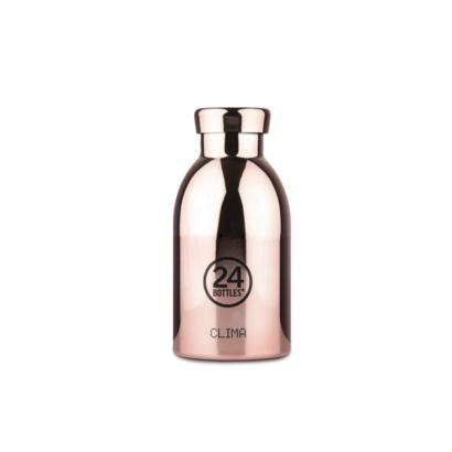 Termos boca 24bottle rose gold 330 ml