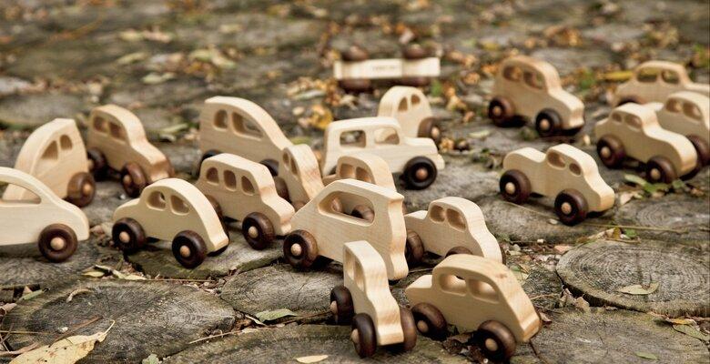 Wooden story autići sniženje
