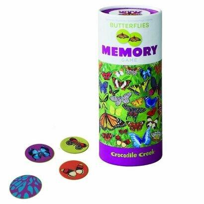 Memori leptiri 72 kom