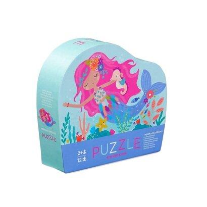 Puzzle morska sirena 12 kom