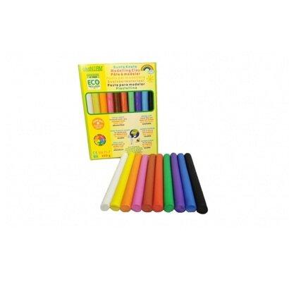 Plastelin za modeliranje 10 boja