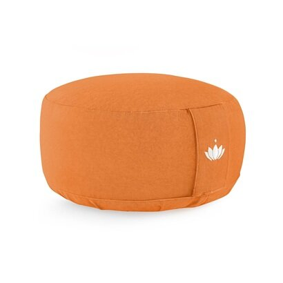 Jastuk za meditaciju 15  cm narancasti