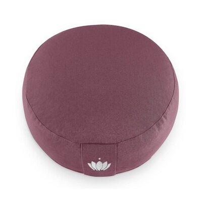Jastuk za meditaciju 15  cm ljubičasti 2