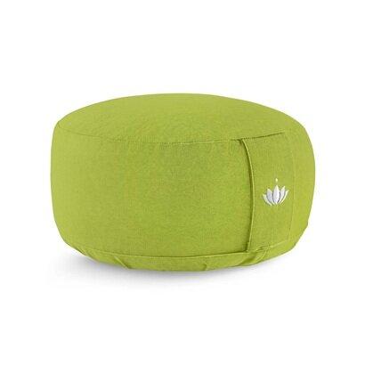 Jastuk za meditaciju 15  cm bambus zelena