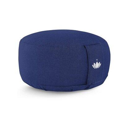Jastuk za meditaciju 15  cm tamno plavi