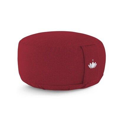 Jastuk za meditaciju 15  cm bordo