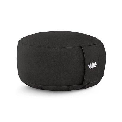 Jastuk za meditaciju 15  cm crni