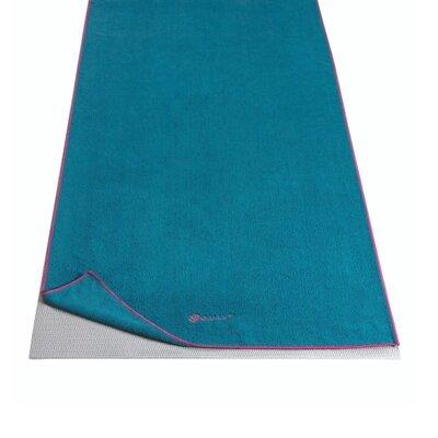 Gaiam ručnik za joguvivid blue fucshia red 2